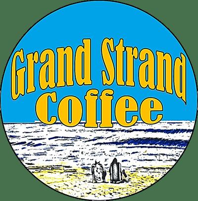 لوگوی قهوه گرند استرند