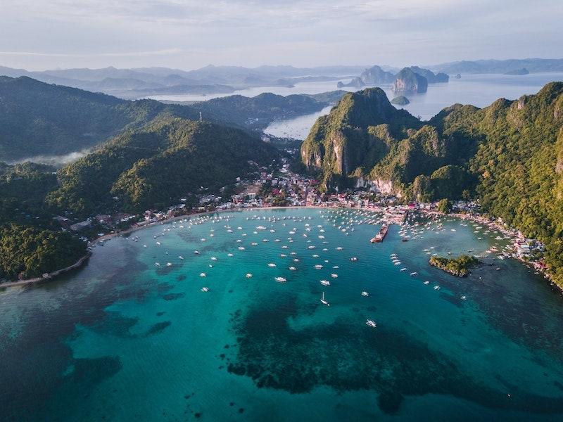 چشم انداز فیلیپین