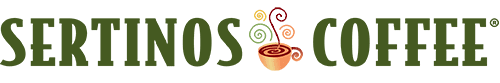 لوگوی قهوه سرتینوس