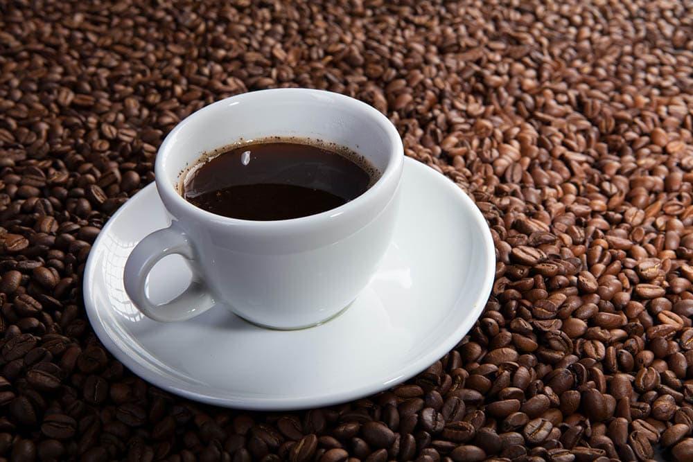 فنجان قهوه