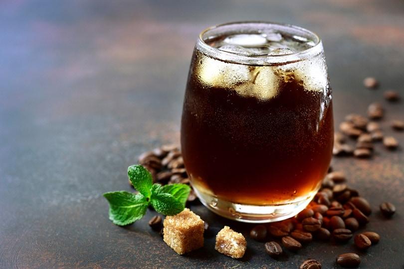 کوکتل قهوه سرد