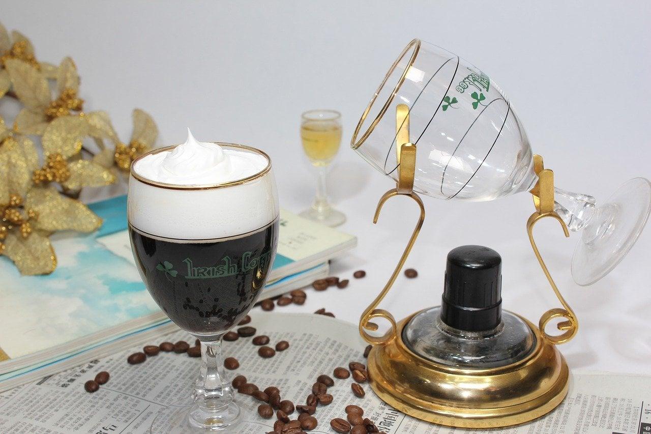 قهوه ایرلندی