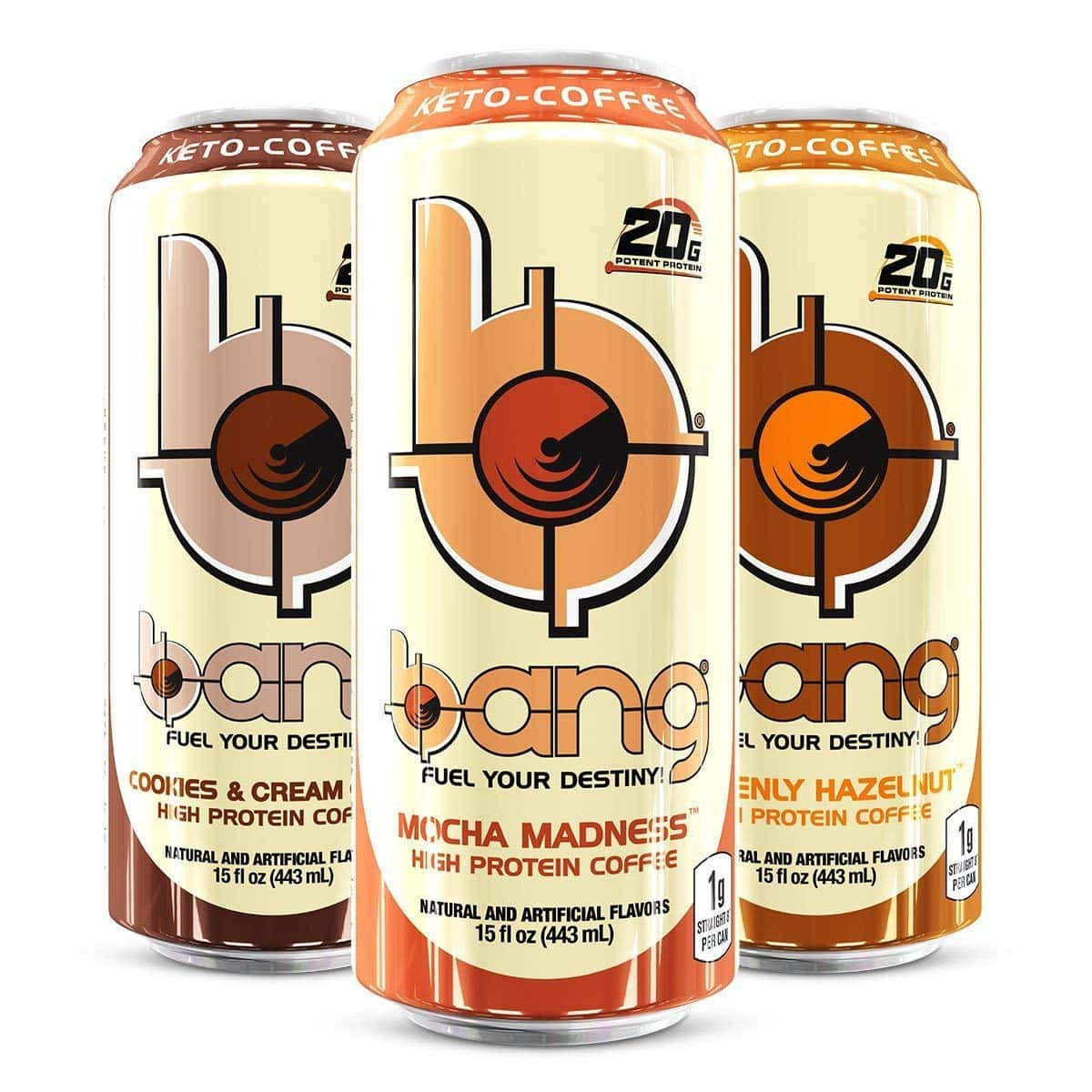 Bang Keto Coffee Energy Drink