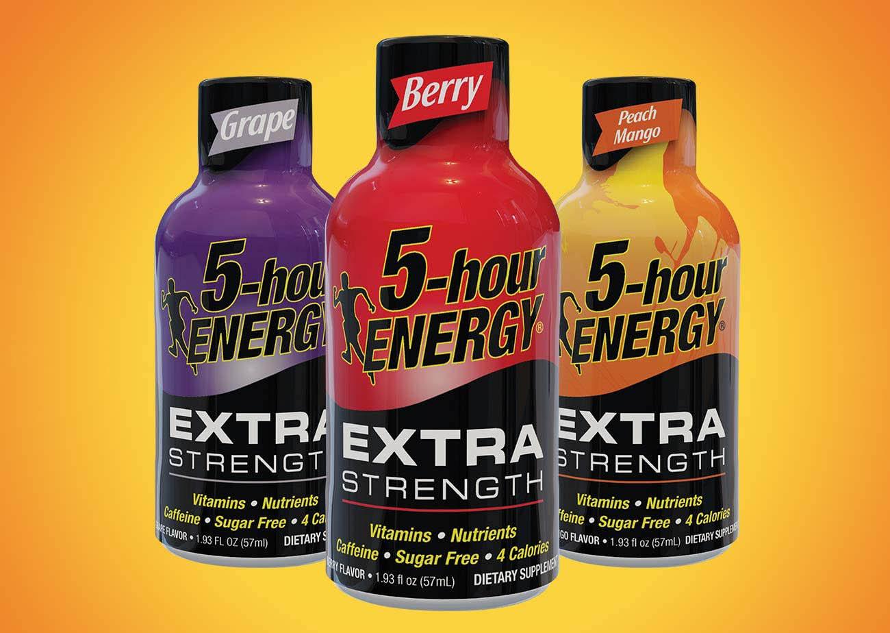 5-hour ENERGY Shot variants